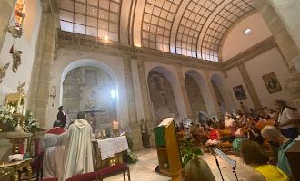 Toma de posesión del nuevo párroco de San Juan