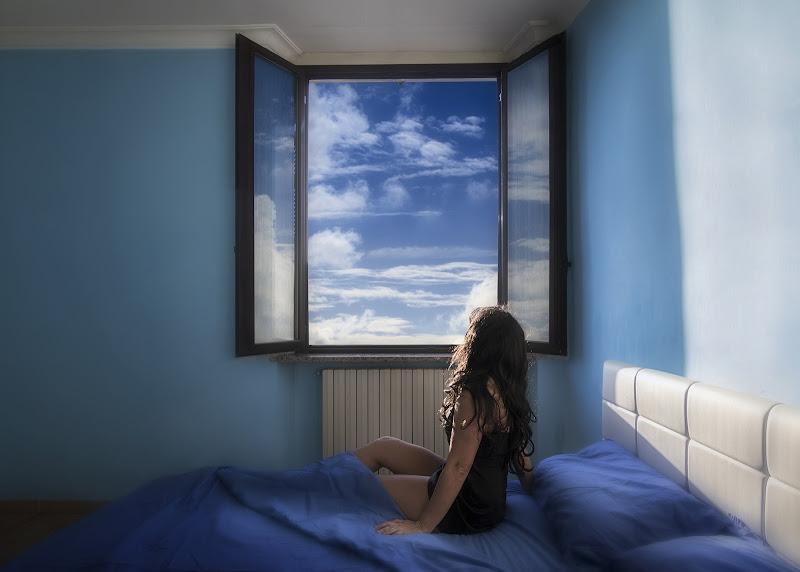 Il cielo in una stanza di utente cancellato