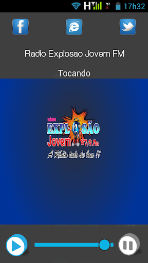 Radio Explosao Jovem FM