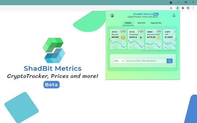 ShadBit Metrics