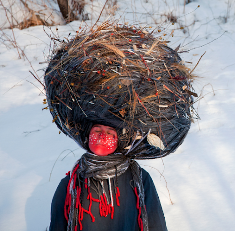 Meryl McMaster in TCR 3.28