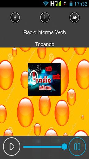 Radio Informa Web