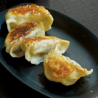 Chinese Duck and Shiitake Dumplings (Jiao Zi)