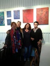 Photo: Konstnärsgruppen PriZma Som ställer ut här 2-20 juni 2014