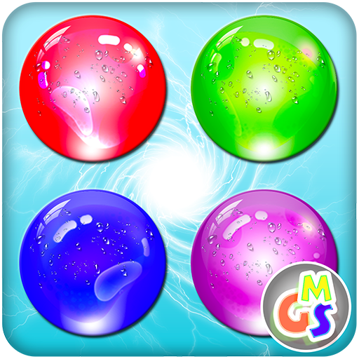 Touch the Jelly Bubbles 解謎 App LOGO-硬是要APP