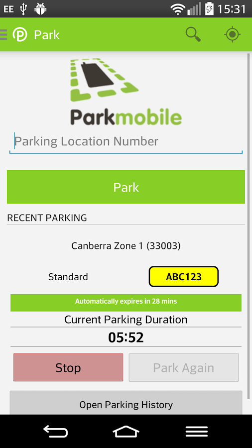 queensland driving app how to change license number