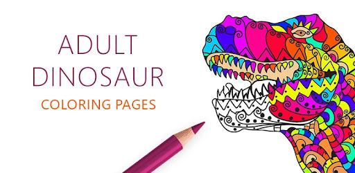 Dinosaur Gambar Mewarna Apl Di Google Play