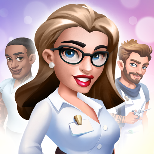 My Beauty Spa: Stars and Stories Icon