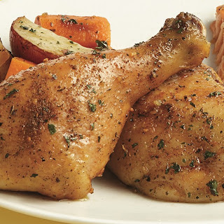 Savory Roasted Chicken and Vegetables