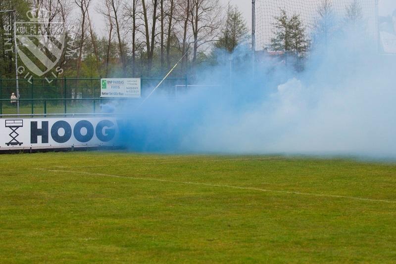 Beloften ploeg SGW verloor laatste oefenmatch