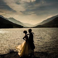 Wedding photographer Ricky Baillie (baillie). Photo of 21.10.2017