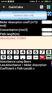 ChemMathsDroid Engineering,Chemical,Maths tools 7