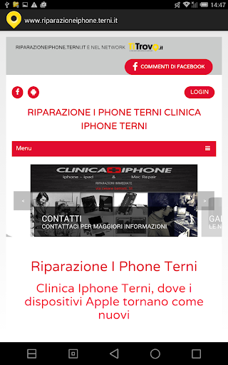 Riparazione I Phone Terni