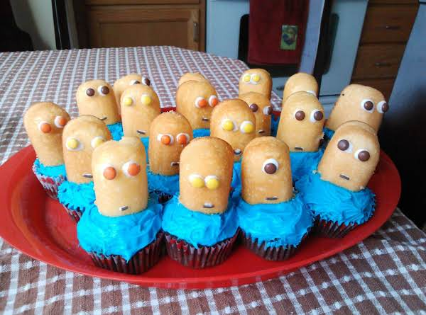 Despicable Cupcakes Recipe