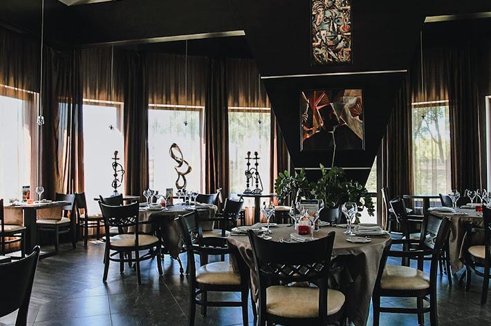 Фото №4 зала Ресторан «Ново-Рождественно»