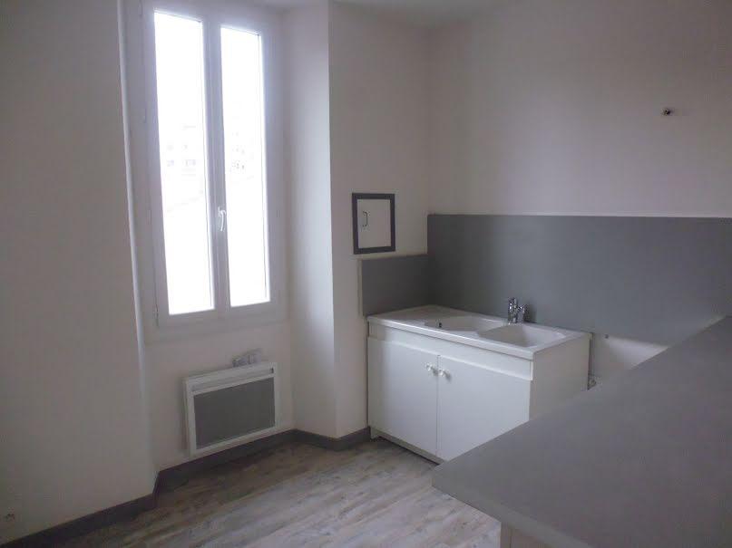 Location  appartement 2 pièces 40 m² à Toulon (83200), 505 €