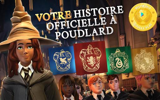 HARRY POTTER Secret u00e0 Poudlard  captures d'u00e9cran 1