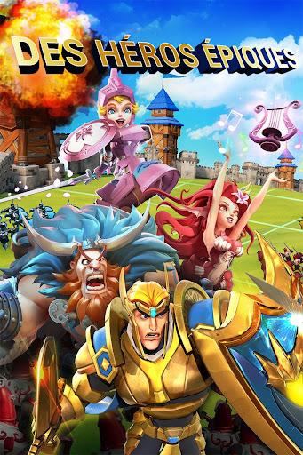 Lords Mobile: Guerre des Royaumes - Bataille RPG  captures d'écran 2