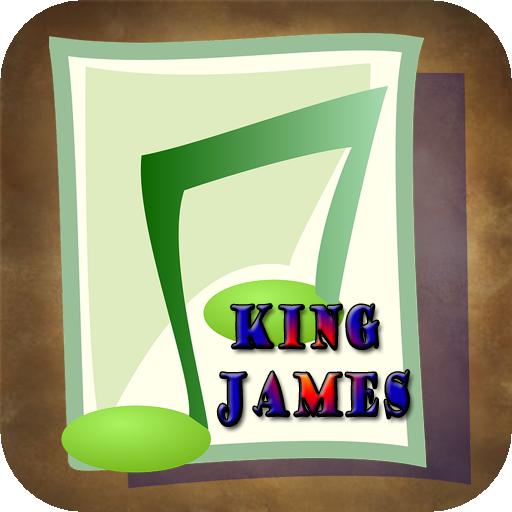 King James 圣经音频 書籍 LOGO-玩APPs