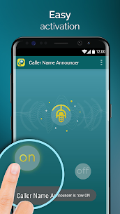 Caller Name Announcer – Hands-free calling app  Download For Android 2