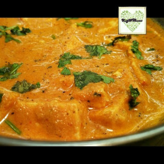 Lasooni Methi Shahi Paneer ( low fat)