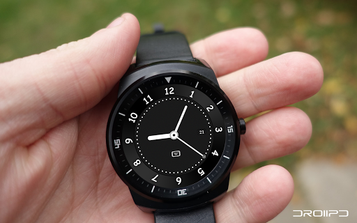 Holo Ring HD Watch Face