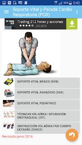 Urgencias Extrahospitalarias screenshot 3