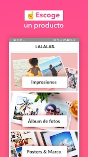 LALALAB. Screenshot