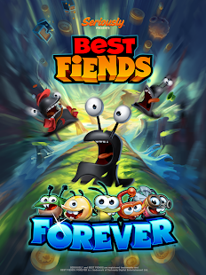 Best Fiends Forever 12