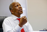 Former ANC treasure-general Matthews Phosa. File photo.