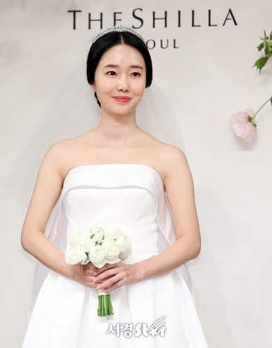 Actress Lee Jung-hyun
