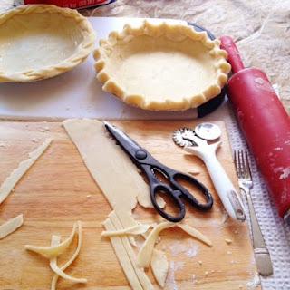 Easy Piecrust Recipe
