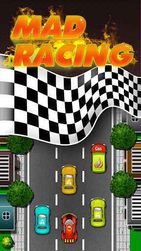 Mad Racing: Speed Up