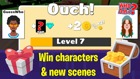 Guess who am I – Who is my character? Board Games App Latest Version  Download For Android 8