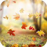 Falling Leaves Wallpaper Icon