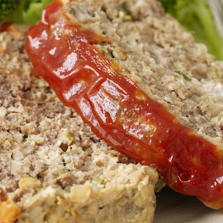 Best Glazed Meatloaf