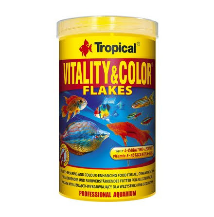 Tropical Vitality & Color Färgfoder 1000ml/200g