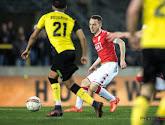 Jérôme Déom va quitter le Standard pour le MVV Maastricht