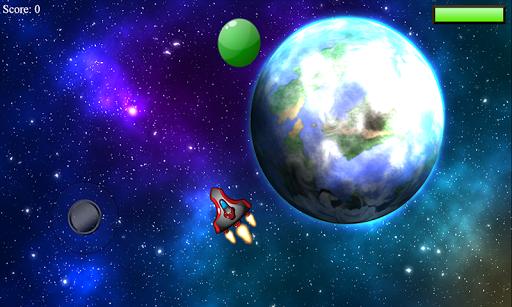 小惑星クラッシュ
