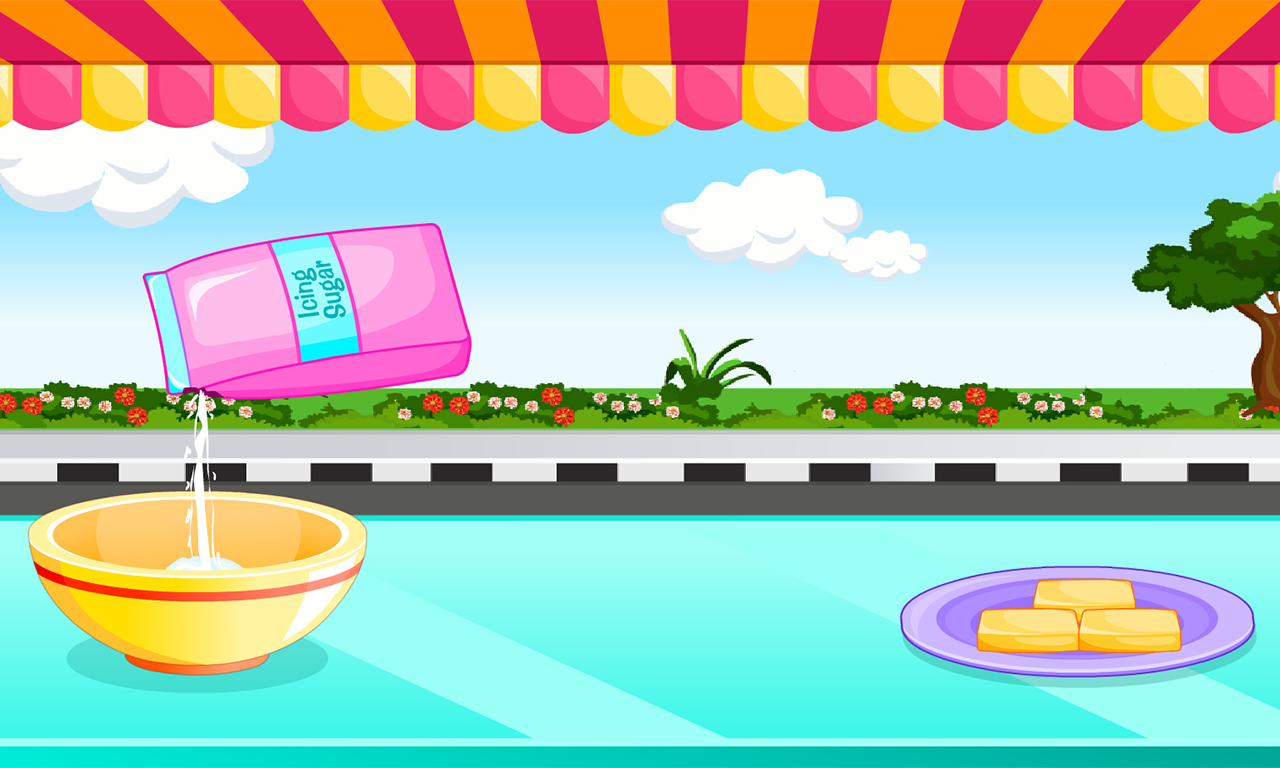 Cooking ice cream and gelato- screenshot