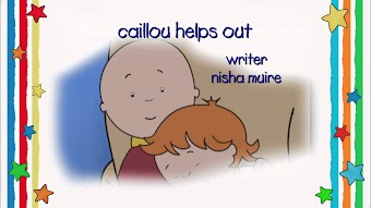 Caillou - Big Brother Caillou
