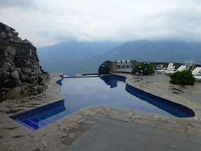 Photo: Luna Runtun: the cold pool with a view