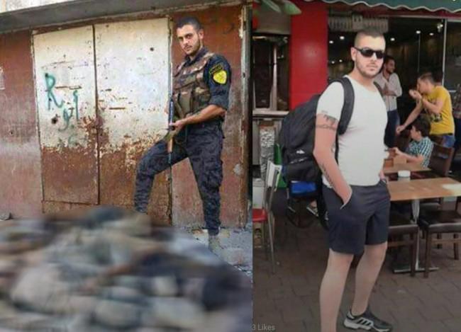 Layth Ayman Munshidi volio se slikati pored ubijenih civila, danas ...