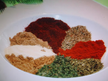 Barbecue Seasoning Mix Recipe