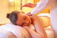 Use onboard credits for a spa treatment