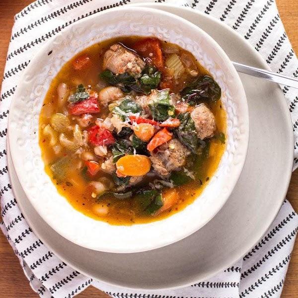 Sausage, Kale And Sweet Potato Soup Recipe