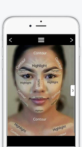 Contouring step Screenshot