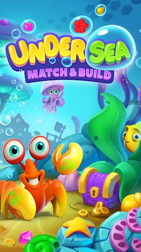 Undersea Match & Build 1.3.1 {cheat|hack|gameplay|apk mod|resources generator} 5