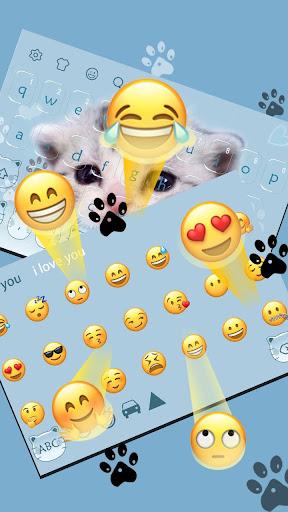 Cute Kitty Cat Keyboard 10001004 screenshots 3