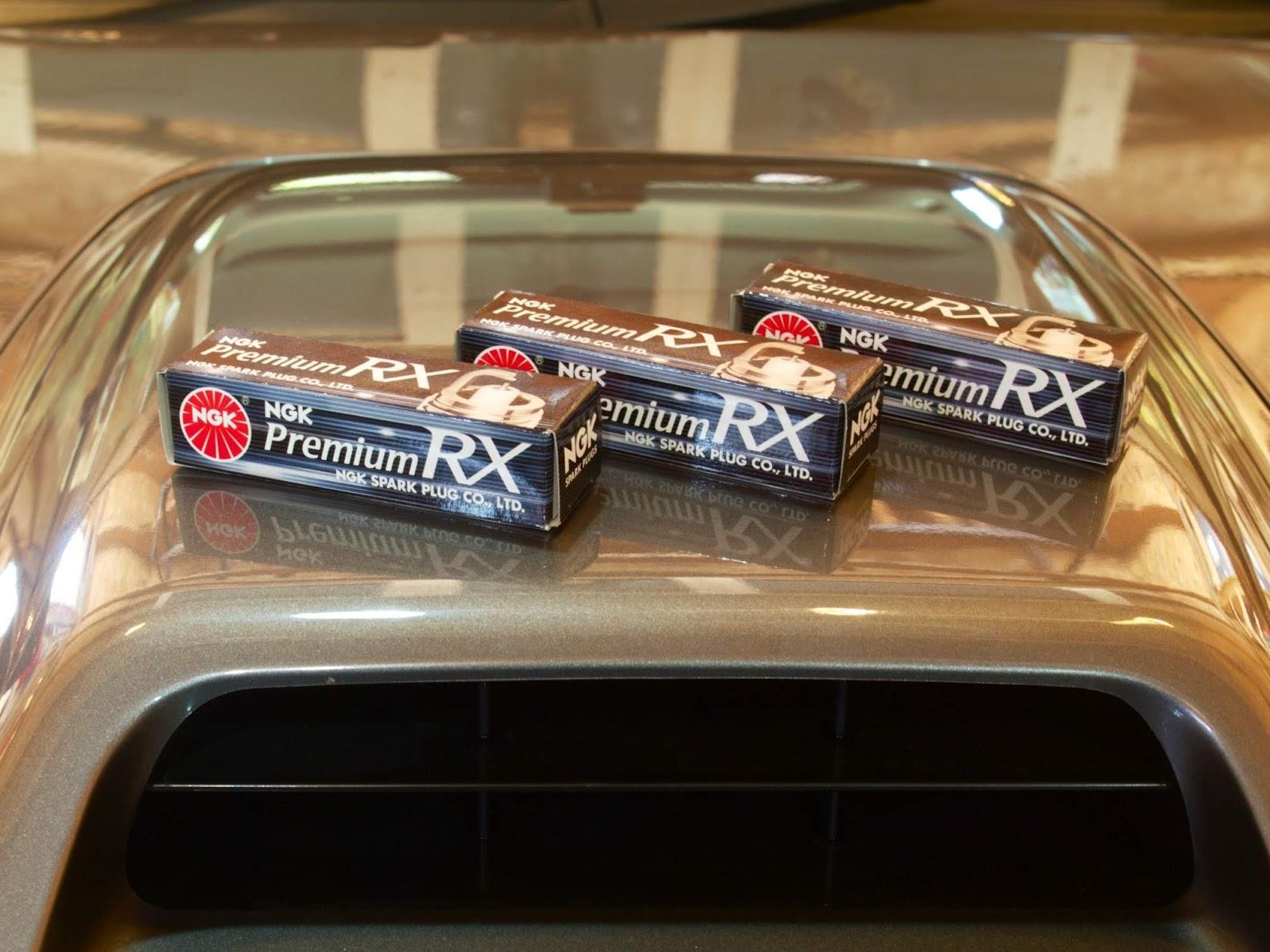 NGK Premium RX Spark Plugs
